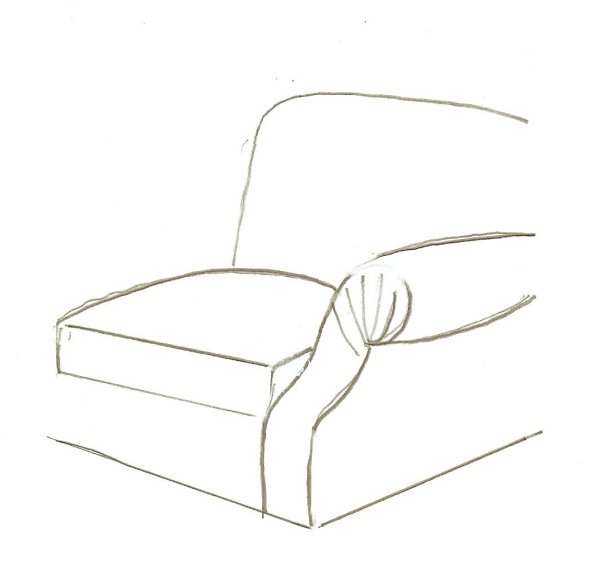Indole 3 Butyric Acid 98 in addition 405394403927285946 furthermore Drapes Hooks moreover Plush Hudson Sofa Review further Daisuke Motogi Architecture Lost In. on pleated sofa